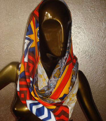 NEW: printed shawls